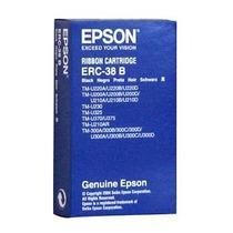 Cinta Original Epson Erc-38 B Negra Para Impresoras Tmu