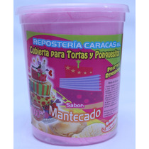 Cubierta Para Tortas, Fondant, Reposteria Caracas C.a