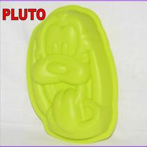 Molde De Silicon Pluto Para Mini Ponque Quesillo Gelatina