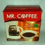 Mr. Coffee Filtros Cafetera Desechables 50 Unds