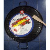 Plancha O Budare Peltre 46cm La Ideal Hecha España 7331 Xavi