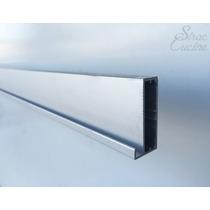 Perfil De Aluminio Puerta De Vidrio Herraje De Cocina