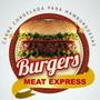 Carnes De Hamburguesa Tipo Gourmet De 150grs 100% Calidad