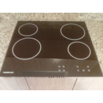 Cocina Vitroceramica Frigilux Touch Electrica De 60