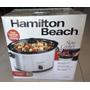 Olla Electrica Coccion Lenta Hamilton Beach Nueva Mod. 33550