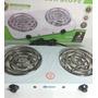 Hornilla Electrica Doble De 2000watt Marca Cooper