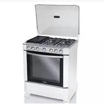 Cocina A Gas Mabe 6 Hornillas