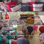 Cojines Fundas Decorativos Muebles Dormitorio Sala