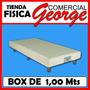 Box Individual , 1,00 X 1,90 Mts . Todos Los Tamaños De Box