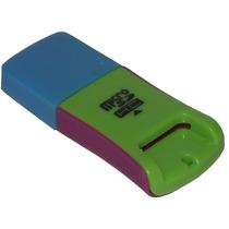 Lector De Memoria Multi Color Micro Sd 32g Usb 2.0 Pendrive