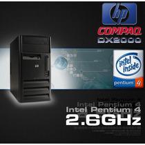 Computador Hp Compaq Dx2000 2 Gb Ram 80 Gb Garantia