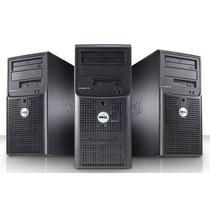 Aproveche!! Servidor Dell Poweredge T105 Usado Con Monitor