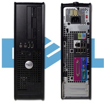 Computadoras Intel Core 2 Duo Dell Optiplex Windows 8.1