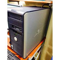 Computadora Dell Intel Gx620 2gb De Ram 160 De Discoduro