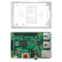 Raspberry Pi 2 Model B (1gb) Incl Case Acrilico Transparente