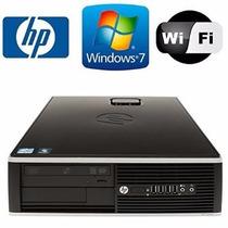 Oferta Pc Hp Compaq Intel Core 2 Duos 2.69 Ghz 2gb Ram 160d