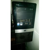 Computadora Escritorio Hp Compaq Dx2400 Microtower