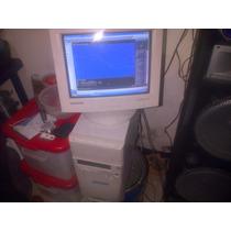 Vendo Pentium Iii Con Monitor Samsung Con Sus Accesorios