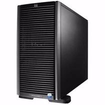 Servidor Hp Proliant Ml350 G5 8gb Hasta 8 Discos Raid Xeon