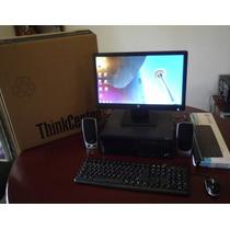 Servidor Xeon Lenovo E3 1220+monitor 19 Pulgadas