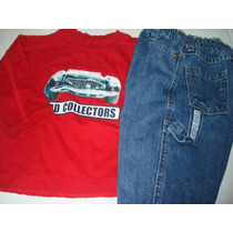 Conjunto Kiddo Collection,ropa Bebe, Carters,tommy Hilfiger