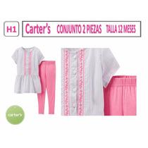 Conjuntos, Vestidos Para Niños Y Niña ( Carters, Disney )