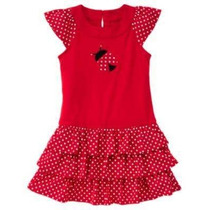 Vendo Bello Vestido Casual Original Gymboree Niña Talla 8.