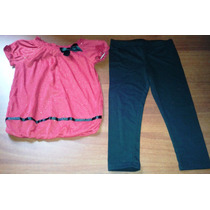 Vendo Conjunto De Vestir Marca Healthtex Para Niñas Talla 3