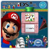 Nintendo Dsi Xl + Wifi + Garantia + 100% Selladas.