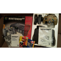 Reputacion - Nintendo 64 100% Original En Caja Perfecto