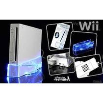 Wii Base Extrartor De Aire Iluminada Somos Tienda Fisica