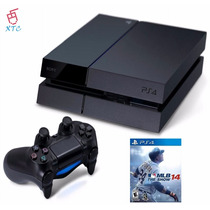 Playstation 4 De 500gb Control Dualshock 1 Juego Ps4 Sony