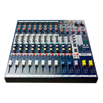Consola Soundcraft Efx8 8 Canales