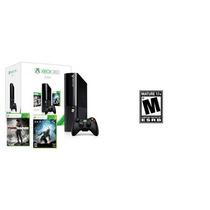 Xbox 360 Nuevo Sellado 250gb 3 Juegos Kinect 2 Controles
