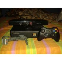 Xbox 360 Slim 4gb + Kinect + 7 Juegos Originales