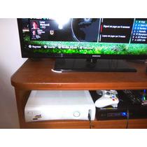 Xbox 360 Unico Dueño + Chip 3.0 + 2 Controles + 42 Juegos