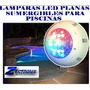 Lamparas Led Para Piscina Sumergible... Duraderas