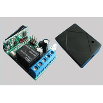 Receptor Para Control Remoto Universal De 1 Canal