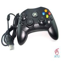 Control Xbox Negro Blister X-box Palancas Nuevo Original Xtc