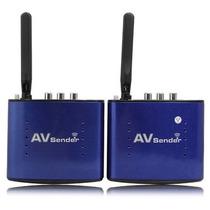 Transmisor De Video Y Audio Inalámbrico 5.8 Ghz Video Sender