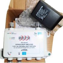 Amplificador De Cable Ptc De 2 Puertos / Retorno Activo Voip