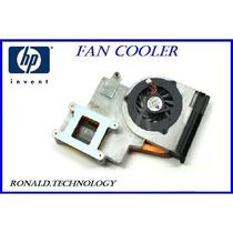 Fan Cooler Para Laptop Hp Dv2000 & Compaq V3000