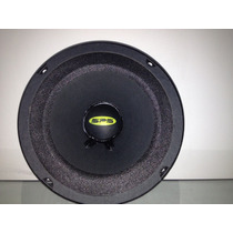 Medio Alto Sps-6la 300 Watts 8 Ohm 6 Pulgadas Profesional