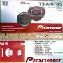 Par De Cornetas Pioneer Ts-a1074s 4 200w Para Carro 4 Ohmio