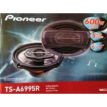 Cornetas Pioneer 6x9 Ts-a6995r 600w 5 Vias