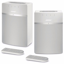Nueva Bose Soundtouch 10 Wireless Music System Combo 2-pack