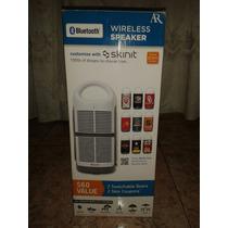Speaker Bluetooth Portátil, Ideal Para Exteriores