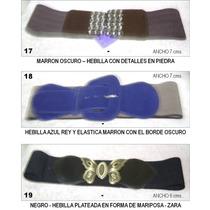 Cinturones Para Damas Con Elastica