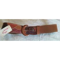 Cinturón De Cuero Para Damas