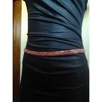 Cinturones Brillantes Para Damas.